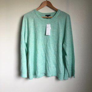 New Eileen fisher 100% merino wool sweater